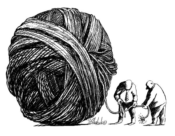 удивитесь, путеводный клубочек карикатура фото советы можно дать